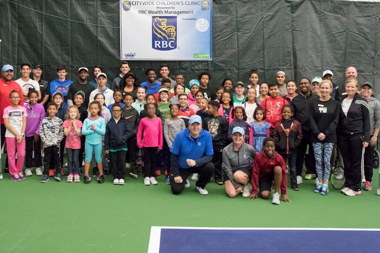 rbc tennis championships of dallas citywide childrens clinic
