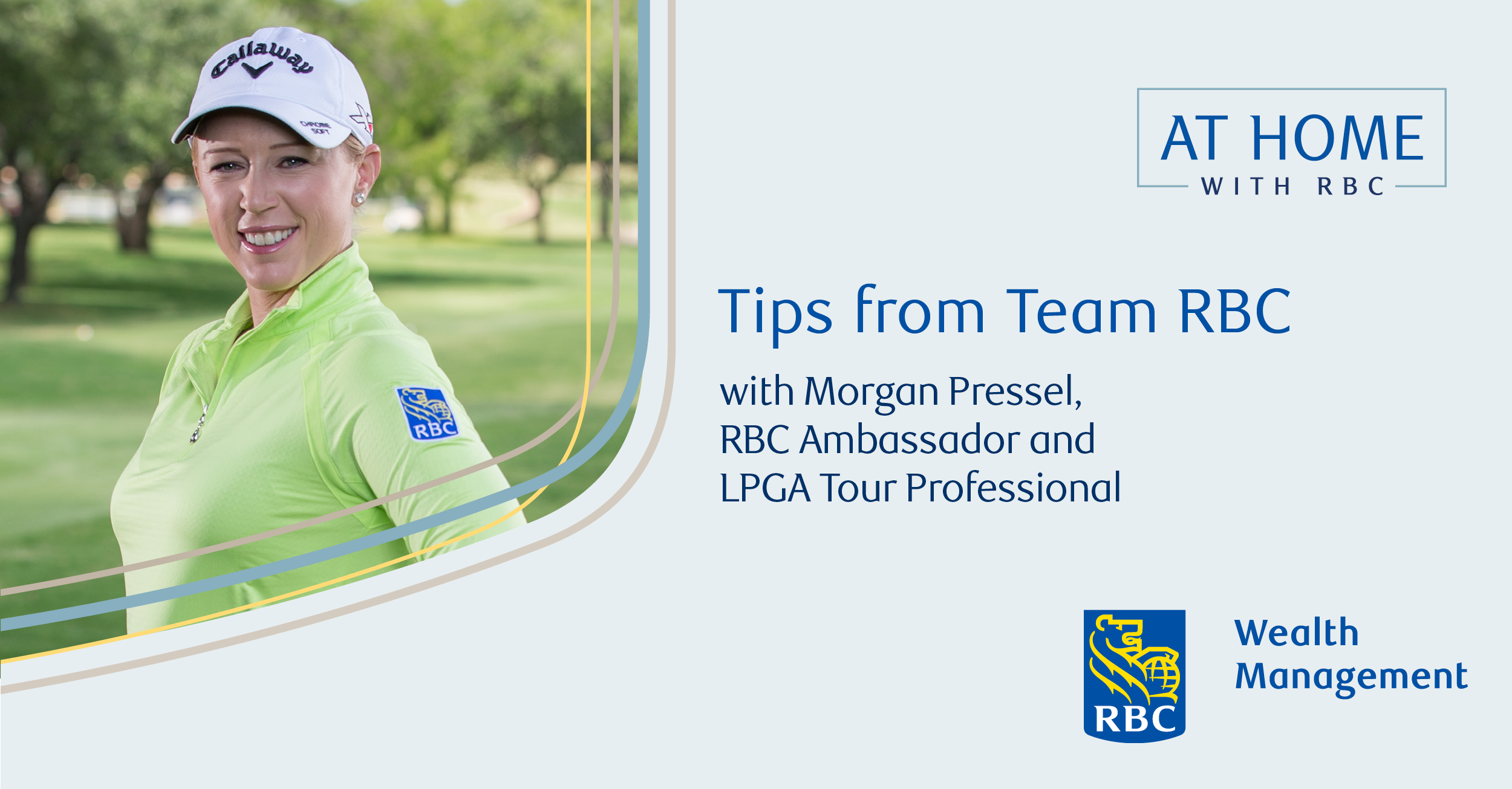 Tips from Team RBC Morgan Pressel