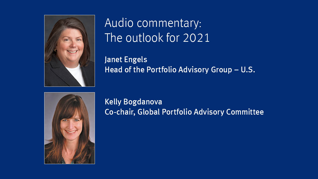 Audio Commentary: The Outlook for 2021