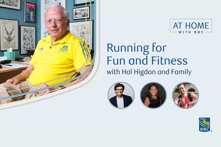 At Home with Hal Higdon