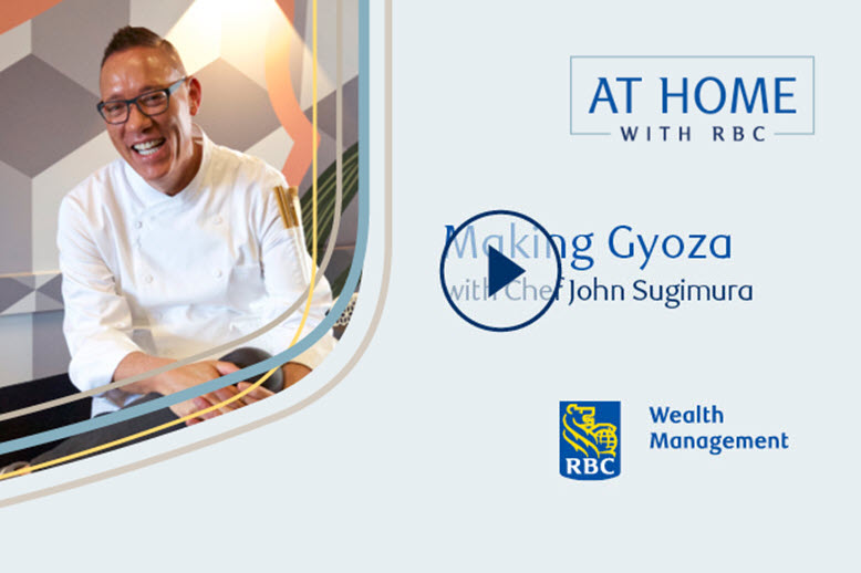 gyoza recipe from Chef John Sugimura